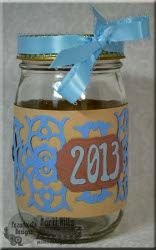 To do for the summer! Keep a notepad and pen in a jar and everytime something makes you smile, or happy write it down on the note pad and rip it out and fold it up and put it in the jar..  On new years eve, read all of the memories to see what a good year you had. :)