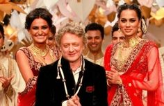 When you think of Indian designers whose creations are flamboyant and opulent, the first designer who comes to mind is Rohit Bal. He is widely known for his luxurious Indian bridal dresses, floor sweeping lehengas and lavish use of floral designs in his outfits. ......... Discover more articles here: http://strandofsilk.com/indian-fashion-blog