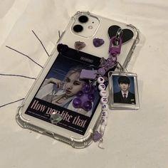 Tumblr Phone Case, Diy Phone Case, Homemade Phone Cases, Kpop Phone Cases, Phone Covers, Cute Cases, Cute Phone Cases, Kpop Diy, Accessoires Iphone