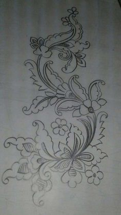 DMC Crewel Embroidery Needles Sizes Assortment Pack of 12 - Embroidery Design Guide Jacobean Embroidery, Floral Embroidery Patterns, Tambour Embroidery, Embroidery Needles, Hand Embroidery Designs, Ribbon Embroidery, Beaded Embroidery, Machine Embroidery, Rosen Tattoos