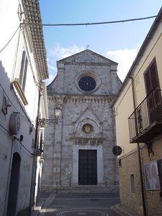 ASCOLI SATRIANO: Cattedrale