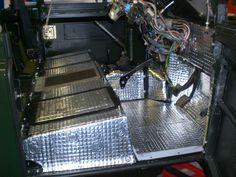 Best sound proofing | LandyZone - Land Rover Forum