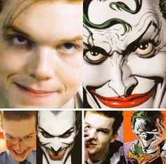 There can be no other Joker Jerome Gotham, Gotham Tv, Gotham Batman, Gotham Villains, Joker Art, Joker Comic, Gotham Series, Joker Poster, Jerome Valeska