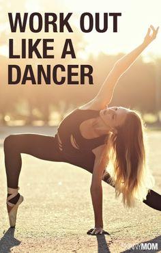 Get a dancer's body in 5,6,7,8!