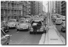 Fotos Históricas: o primeiro dia do Minhocão - noticias - O Estado de S. Paulo - Acervo Estadão