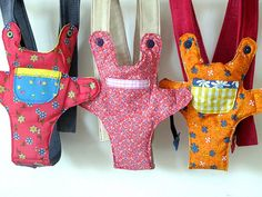 "Bear/doll carrier | Pattern from Oliver+s ""Little things to … 
