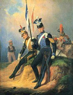 !!! Uhlans de la Légion de la Vistule