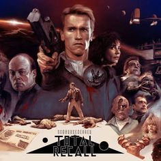 50 Best Total Recall Ideas In 2020 Total Recall Total Recall 1990 Movie Posters