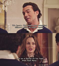 Gossip Girl and Gilmore Girls are the best tv shows. Watch Gilmore Girls, Gilmore Girls Quotes, Ellie Saab, Upper East Side, Gossip Girl Memes, Gossip Girls, Gossip Girl Funny, Gossip Girl Chuck, Dan Humphrey