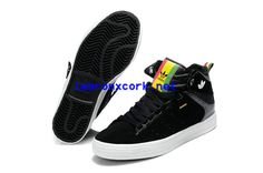 check out 58a3c c6719 Adidas Freemont Mid Sneakers Rasta Black Black Running White G47586 Adidas  High Tops, High Top