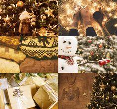 harry potter aesthetics: hufflepuff winter/christmas // My House. Christmas Collage, Winter Christmas, Christmas Home, Vintage Christmas, Harry Potter Places, Harry Potter Houses, Harry Potter Fan Art, Hufflepuff Pride, Harry Potter Christmas