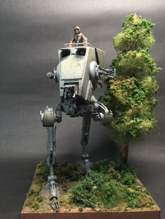 Bandai 1:48 Star Wars AT-ST (Chicken Walker)