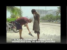 How To Restore Your Faith In Humanity by BuzzFeed. Please watch, it will do your heart good!