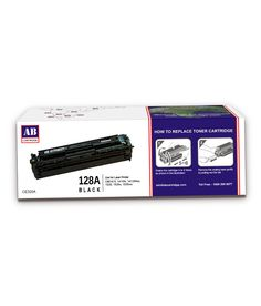 Loved it: AB 128A Black Toner Cartridge / CE320A HP 128A Black Toner Compatible / For HP LaserJet CM1415, 1415fn, 14125fnw, 1525, 1525n, 1525nw, http://www.snapdeal.com/product/ab-128a-black-toner-cartridge/1001466702