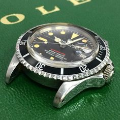 """ Top 5 Vintage Rolex Watch Models to Own. Agreed? What's your top 5 favorites?"