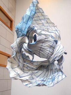 Peter Gentenaar pulp sculpture