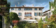 Hotel Villa Cipriani (Asolo, Veneto) - Conference Room: 50, Banquet Hall: 130, Number of Rooms: 31