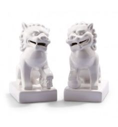 Foo Dogs ....white