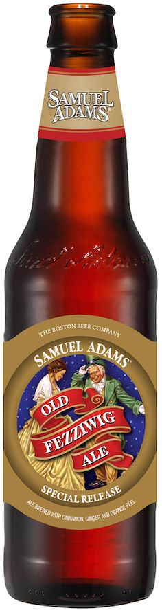 Just in time for the holidays, Sam Adams brought back this and another old favorite.