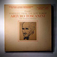 Dvořák / Arturo Toscanini Dvořák\'s Symphony - From The New WorldLME-2408  #Music #Vinyl #Record #LP #Classical #Vintage