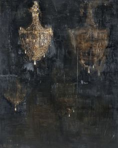 Piero Pizzi Cannella(Italian, Salon de Musique 2011 olio su tela iamjapanese: I love chandeliers. There this allure in them, they feel haunted yet wonderfully beatiful. Art Gallery, Art Painting, Fine Art, Painting, Oil Painting, Illustration Art, Art, Contemporary Art, Prints