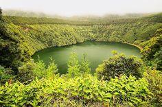 Lagoa de Santiago - Ponta Delgada, Ilha de São Miguel, Açores