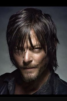 Norman Reedus - Daryl Dixon - The Walking Dead  Have mercy!!
