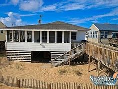 Luckie Tides: 3 BR / 1.5 BA house in Kitty Hawk, Sleeps 7Vacation Rental in Kitty Hawk from @homeaway! #vacation #rental #travel #homeaway