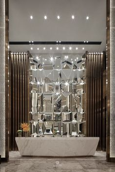 Golden Lighting Design Ideas for Modern Luxury Homes - Interior Ideas Office Interior Design, Office Interiors, Interior Design Inspiration, Interior Decorating, Design Ideas, Design Styles, Decorating Ideas, Decor Ideas, Decorating Websites