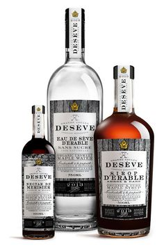 DeSève on Packaging of the World - Creative Package Design Gallery