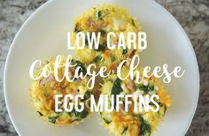 high protein egg muffin keto
