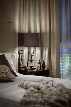 Bisha Hotel & Residences, Toronto. Interior design by Studio Munge.
