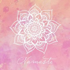 THIS IS IT!!!! THIS IS TWO OF MY TATTOO IDEAS PUT INTO ONE PICTURE! Namasté on my wrist and the mandala on my shoulder cap!!!!