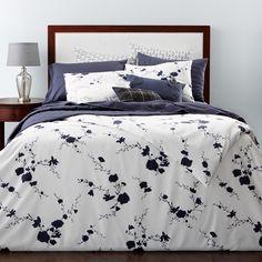 Vera Wang Ink Wash Floral Duvet Cover, Queen - 100% Bloomingdale's Exclusive | Bloomingdale's
