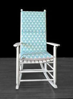 Indian Wig Wam Rocking Chair Cushion, Tee Pee Seat Covers | affordable, designer, custom, handmade, trendy, fashionable, locally made, high quality Outdoor Chairs, Outdoor Furniture, Outdoor Decor, Ikea Kids Room, Rocking Chair Cushions, Tee Pee, Kids Room Organization, Kids Room Design, Slipcovers For Chairs