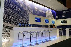 "Sanlam Properties Gold Award Winning Business Lounge I SAPOA I XZIBIT by XZIBIT`S ""EYE LOVE CANDY"", via Flickr"