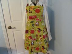 Fire up the Grill Apron for the Grill by KaTerryTheSewSisters, $25.00