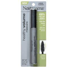 Neutrogena Cosmetics Healthy Volume Mascara. Loving it.....