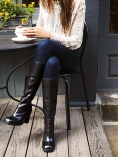 Krisztina Williams: The Hottest Boot Trends for Fall 2015