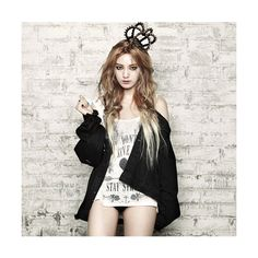 An image of 나나 ❤ liked on Polyvore featuring nana