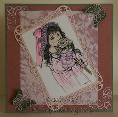For details of products used to make this card please go to my blog:-  http://kraftykoolkat.blogspot.co.uk/2015/08/ragamuffin-kids.html Thank you Hugs Cathy xxxx