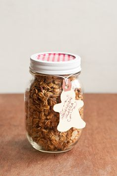 spicy, fragrant, and filled with all the best of fall flavors! This homemade gingerbread granola will make anyone's day more delicious!