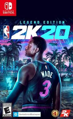 Are you curious about upcoming Nintendo Switch portable console video games? If so, take a look to the related page of NBA Legend Edition for Nintendo Switch 2k Games, Xbox One Games, Free Games, Playstation Games, Soccer, Nba Wallpapers Iphone, Nba Legends, Glitch, Consoles