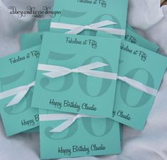 80 Best 50th Birthday Party Favors Images On Pinterest