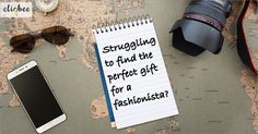Struggling to find the perfect gift for a fashionista? We've got you Struggling to find the perfect gift for a fashionista? We've got you covered with a range of stylish fashion items they'll love.