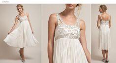 saja wedding dress- good for pregnant bride