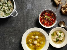 Make the most of winter's bounty with these four Ukrainian soups.