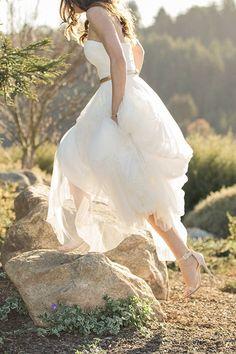 New Design Vintage Sweetheart Tulle A Line Wedding Dress With Gold Sash Cheap Wedding Dress Bride Dresses Vestido De Casamento