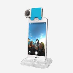 Buy Giroptic IO : 360 degree camera for smartphones and tablets | US Store