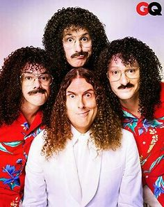 Weird Al and the Lonely Island